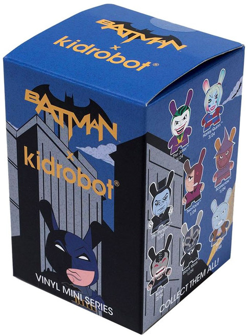 DC Dunny Batman 3-Inch Mystery Pack