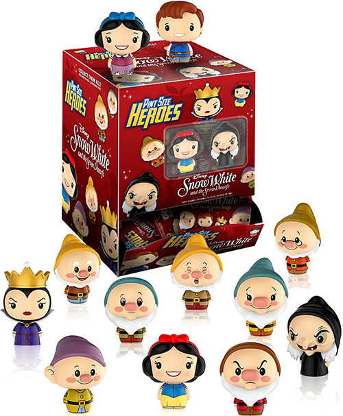 Funko Disney Pint Size Heroes Snow White Mystery Box [24 Packs]