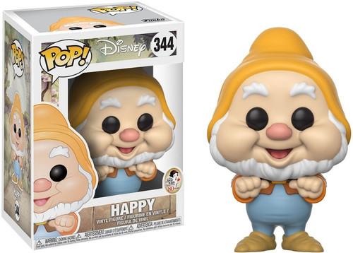 Funko Snow White POP! Disney Happy Vinyl Figure #344