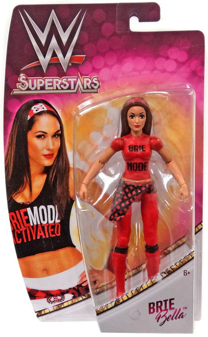 WWE Wrestling Superstars Brie Bella Action Figure