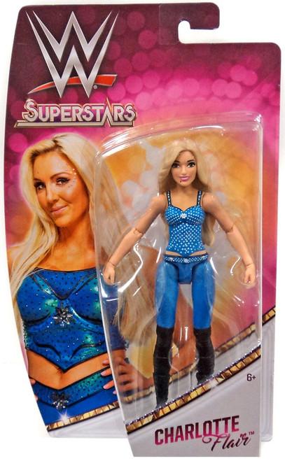 WWE Wrestling Superstars Charlotte Flair Action Figure