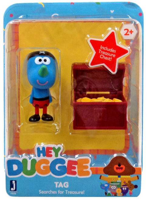 Hey Duggee Tag Searches for Treasure Figure