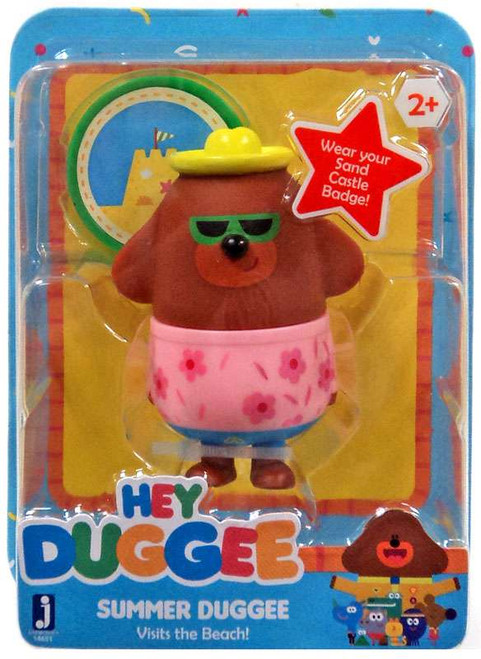 Hey Duggee Summer Duggee Visits the Beach Figure