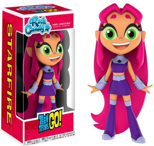 Funko Teen Titans Go! Rock Candy Starfire Vinyl Figure