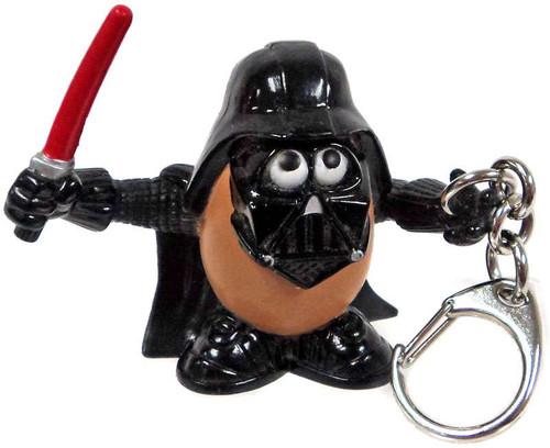 Star Wars Galactic Heroes Backpack Heroes Darth Tater 2-Inch Keychain