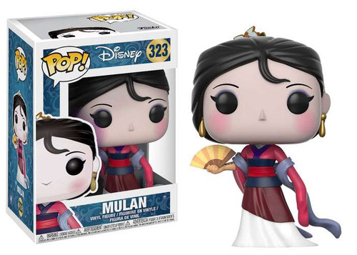 Funko POP! Disney Mulan Vinyl Figure #323 [New Version]