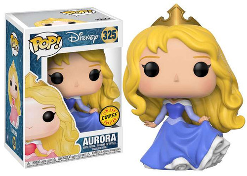 Funko Sleeping Beauty POP! Disney Aurora Vinyl Figure #325 [Blue Dress, Chase Version]