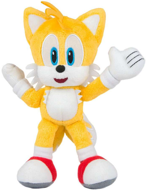 Sonic The Hedgehog Collector Series Tails 8-Inch Plush [Modern, 1998]