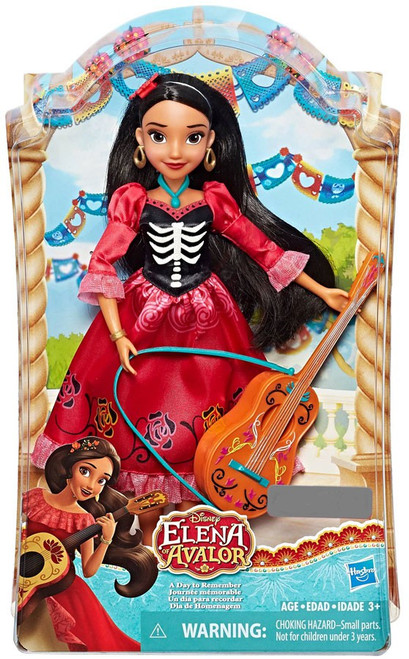 Elena of Avalor A Day To Remember Elena Exclusive Doll