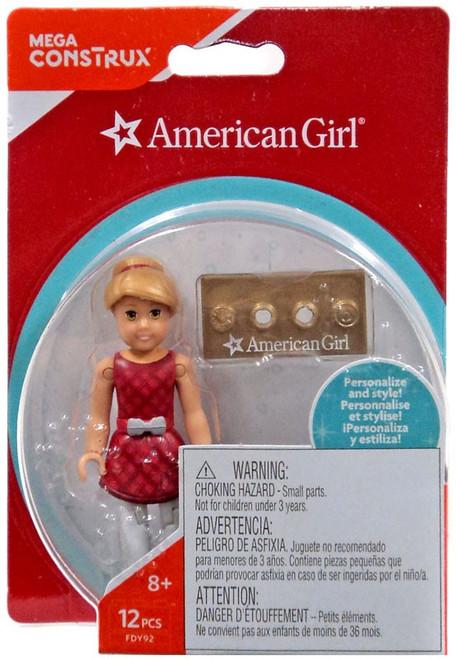 Mega Bloks Series 1 American Girl #11 Collectible Figure FDY92
