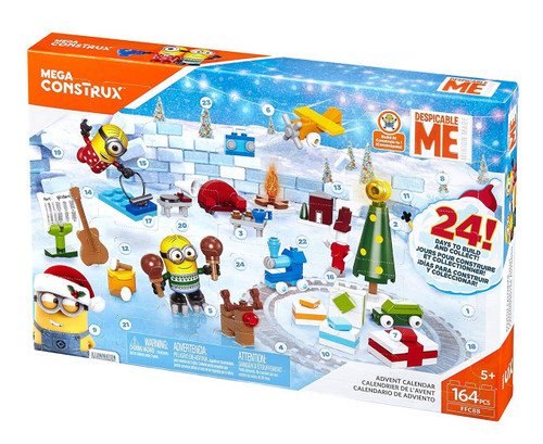 Despicable Me Minions Advent Calendar Set