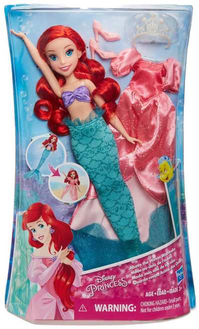 Disney Princess Above the Waves Wardrobe Ariel Exclusive 11-Inch Doll
