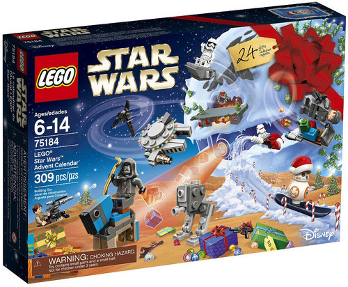 LEGO Star Wars 2017 Advent Calendar Set #75184