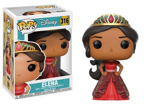 Funko Elena of Avalor POP! Disney Elena Vinyl Figure #316