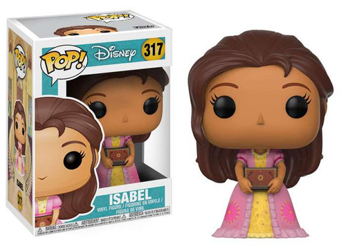 Funko Elena of Avalor POP! Disney Isabel Vinyl Figure #317