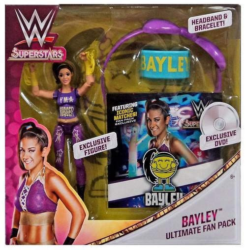 WWE Wrestling Superstars Bayley Exclusive Ultimate Fan Pack