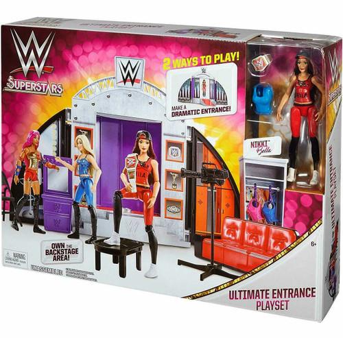 WWE Wrestling Superstars Ultimate Entrance Playset