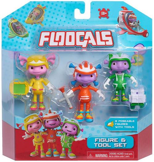 Floogals Figure & Tool Set