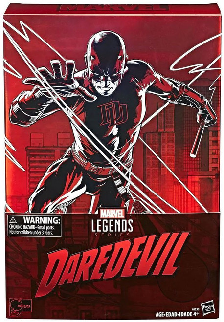 Marvel Legends Daredevil Exclusive Deluxe Collector Action Figure
