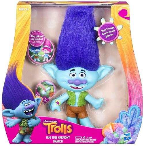 Trolls Hug Time Harmony Branch Figure Doll