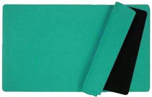 Card Supplies Aqua Green 12-Inch x 24-Inch Play Mat