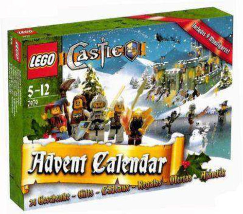 LEGO Castle 2008 Advent Calendar Set #7979 [Damaged Package]