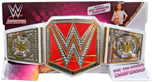 WWE Wrestling Superstars WWE Raw Women's Championship Belt