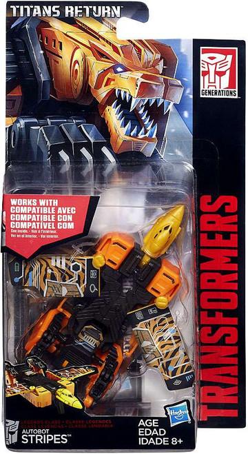 Transformers Generations Titans Return Stripes Legend Action Figure [Damaged Package]