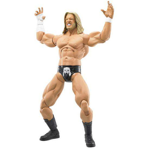 WWE Wrestling Maximum Aggression Series 1 Triple H Action Figure