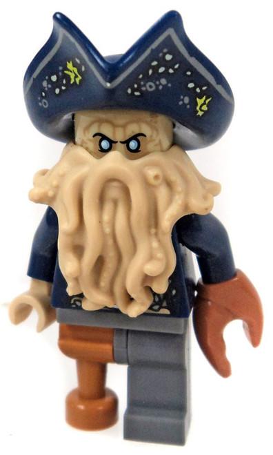 LEGO Pirates of the Caribbean Davy Jones Minifigure [Loose]