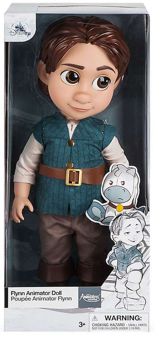 Disney Frozen Animators' Collection Flynn Exclusive 16-Inch Doll
