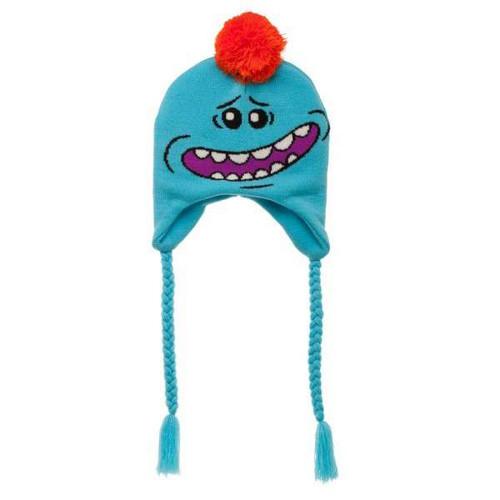 Rick & Morty Mr Meeseeks Laplander Hat Apparel