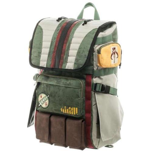 Star Wars Boba Fett Laptop Backpack Apparel