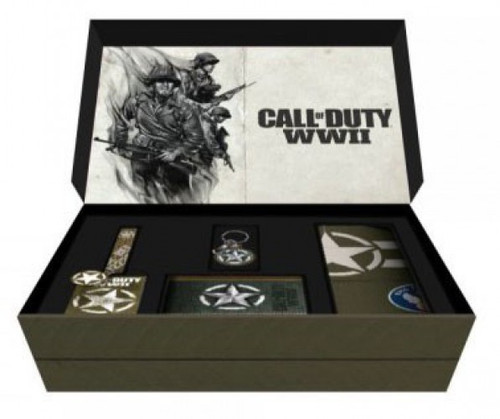 Call of Duty: WWII Gift Box Set Apparel