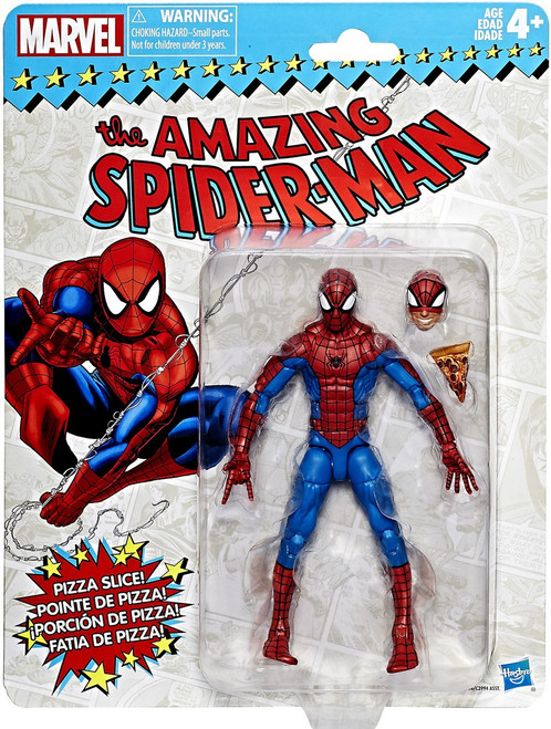 Marvel Legends Vintage (Retro) Series 1 Spider-Man Action Figure