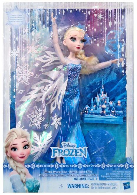 Disney Frozen Winter Dreams Elsa Exclusive 11-Inch Doll