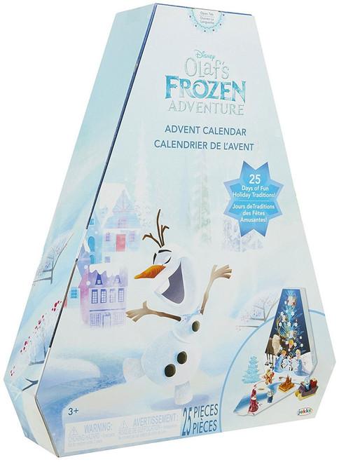 Disney Frozen 2017 Olaf's Frozen Adventure 11-Inch Advent Calendar