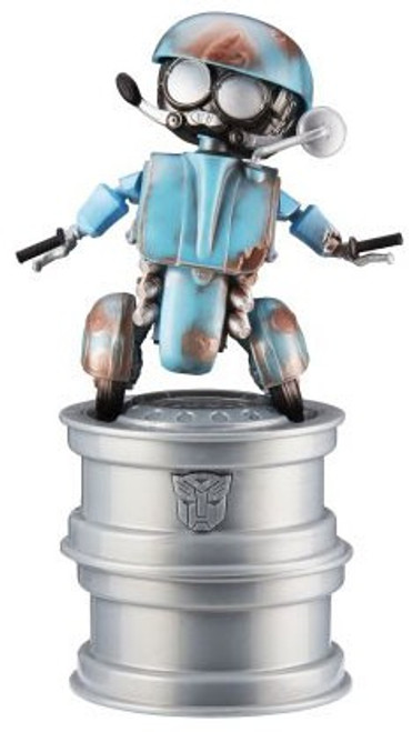 Transformers The Last Knight Dancing Autobot Sqweeks