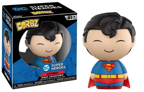 Funko DC Super Heroes Dorbz Superman Vinyl Figure [Regular Version]