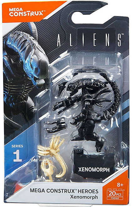 Alien Heroes Series 1 Xenomorph Mini Figure