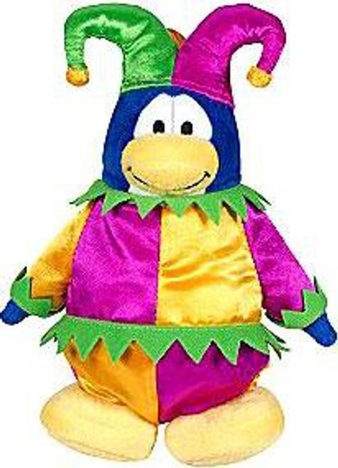 Club Penguin Series 3 Court Jester 6.5-Inch Plush Figure