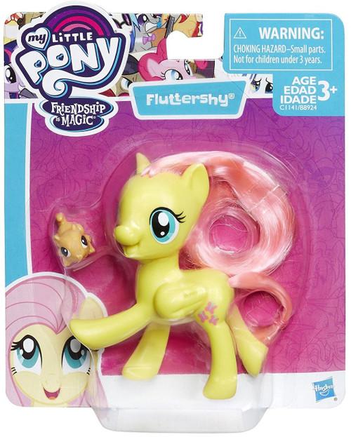 My Little Pony Friendship is Magic Fluttershy Mini Figure