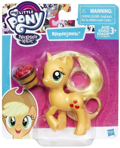 My Little Pony Friendship is Magic Apple Jack Mini Figure