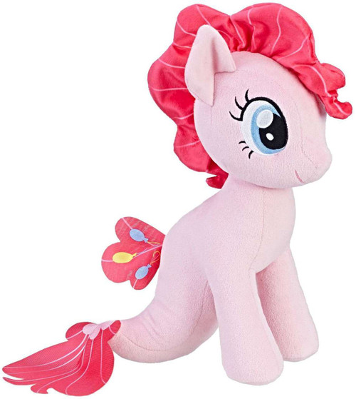 My Little Pony Cuddly Pinkie Pie Sea Pony 12-Inch Plush