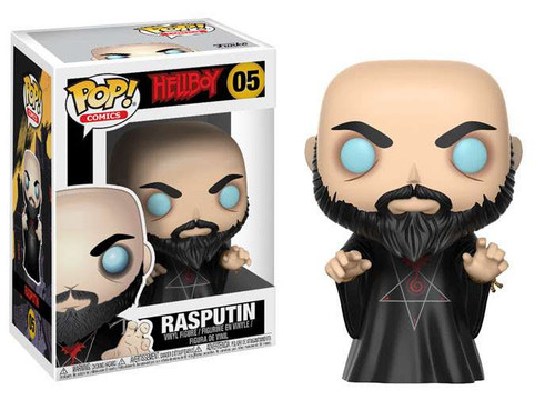 Funko Hellboy POP! Comics Rasputin Vinyl Figure #05