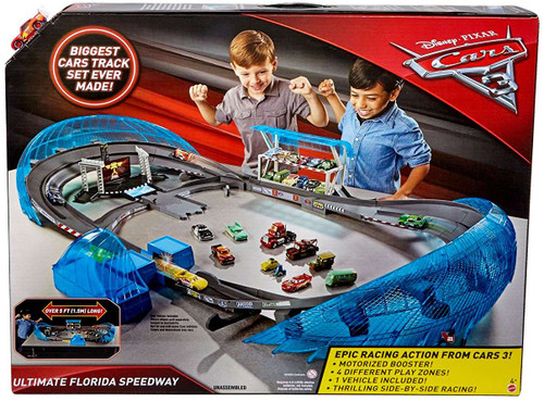 Disney / Pixar Cars Cars 3 Ultimate Florida Speedway Track Set