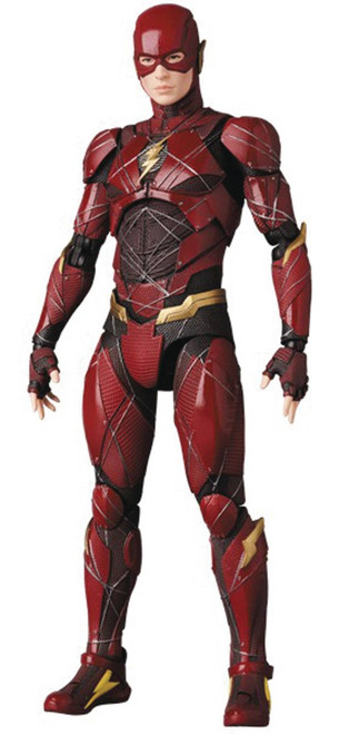DC Justice League MAFEX The Flash Action Figure #058 [Justice League]