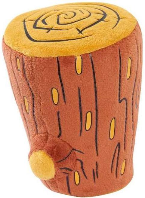 NickToons Ren & Stimpy Nick 90's Log 8-Inch Bean Plush