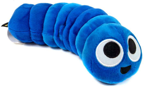 Slither.io Blue 8-Inch Plush