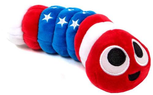 Slither.io American Flag 8-Inch Plush